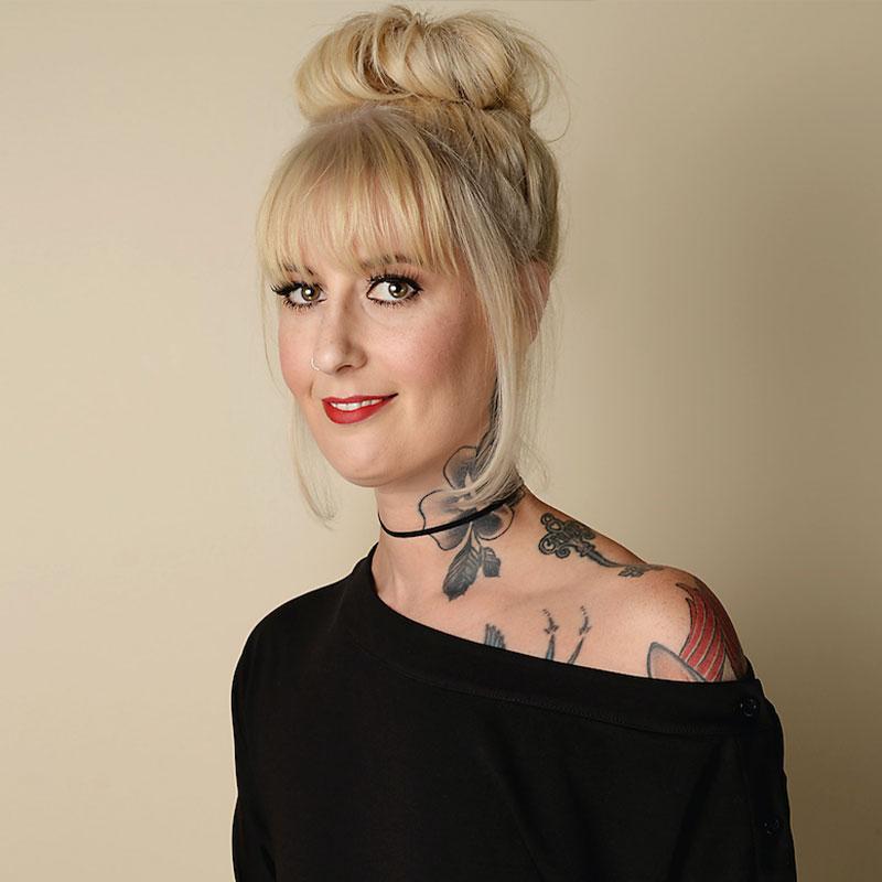 Lindsay Solomon - Level 4 Stylist