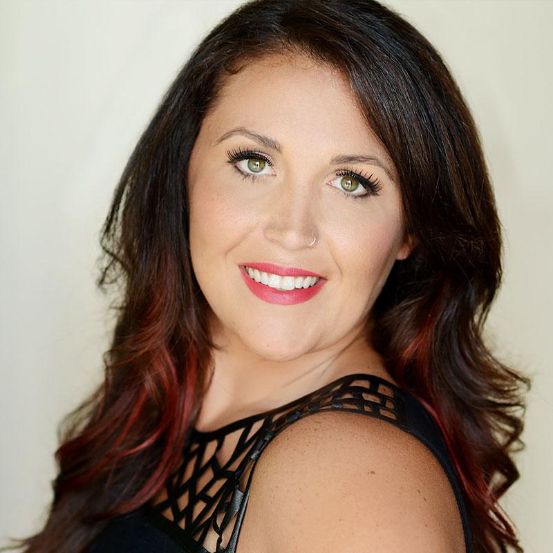 Lisa Lamb - Team Leader, Educator and Level 5 Stylist